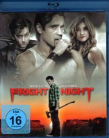 FRIGHT NIGHT Blu-ray - Horror Fun 2011 Colin Farrell Remake