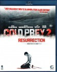 COLD PREY 2 Resurrection BLU-RAY eiskalter Slasher Horror