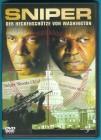 Sniper - Der Heckenschütze von Washington DVD NEUWERTIG