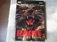 DIE RACHE DER 1000 KATZEN UNCUT DVD HARTBOX COVER A NEU/OVP