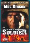 Soldier - Die durch die Hölle gehen DVD Mel Gibson NEUWERTIG