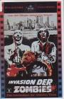 Astro VHS Blaurücken Invasion der Zombies