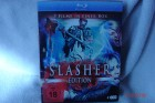 SLASHER BOX - 3 FILME IN EINER BOX  - BLU RAY - OVP