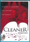 Cleaner - Sein Geschäft ist der Tod DVD S. L. Jackson NEUW.