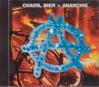 Chaos, Biere + Anarchie 1 - V.A. Sampler punk oi