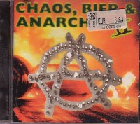 Chaos, Biere + Anarchie 2  - V.A. Sampler punk oi
