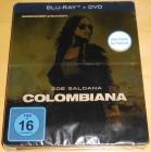 Colombiana Steelbook DVD/Blu-ray Neu & OVP