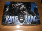 UNIKAT 16-Disc-Holzbox KING KONG Blu-Ray DVD CD