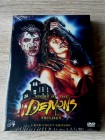 NIGHT OF THE DEMONS TRILOGY - KLEINE HARTBOX - UNRATED