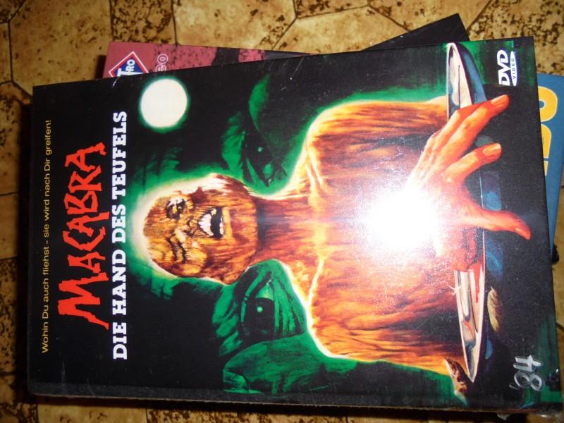 Macabra Die Hand des Teufels Gr. Hartbox Gr. Hardbox