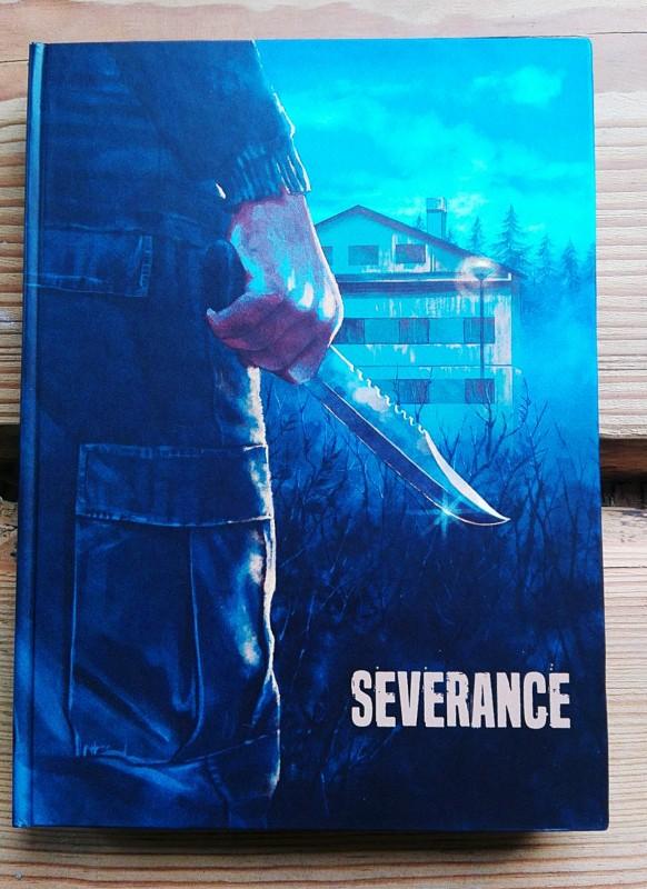 Severance Mediabook Neuwertig