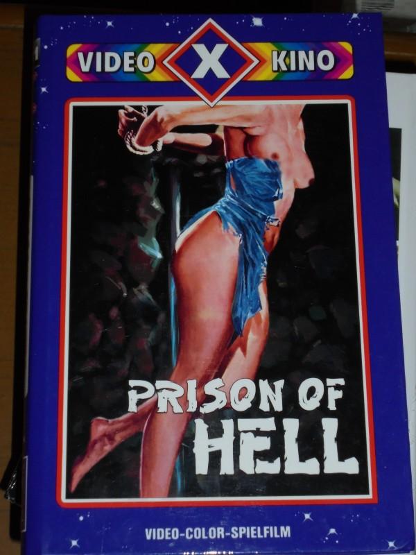 Prison of Hell Gr. ha*tbox Gr. Hardbox Cover V Porno Splatt