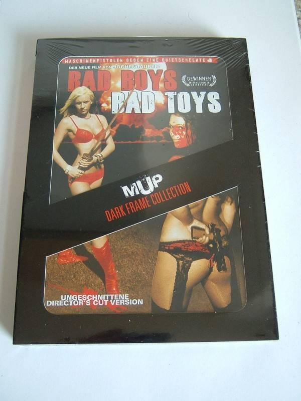 Bad Boys Bad Toys (limitiert, OVP)