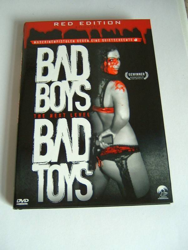 Bad Boys Bad Toys (kleine Buchbox)