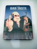 Bad Taste (Steelcase, 2 DVD´s)