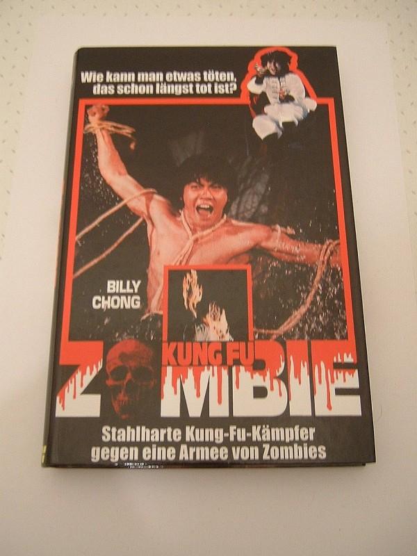 Kung Fu Zombie (große Buchbox, sehr selten)