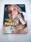 Die Rückkehr des Dr. Phibes (Mediabook, DVD + Blu-ray, lim.)