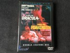 Blood For Dracula / Flesh For Frankenstein Uncut 2 DVDs, Top
