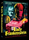 * LADY FRANKENSTEIN * Mediabook Blu Ray+DVD * Cover A *NEU*