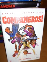 Companeros Gr. Hartbox Gr. Hardbox Double Feature 2 Disc