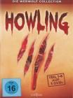 Howling - Die Werwolf Collection - Teil 1-6 - 3 DVDs - NEU
