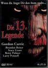 DIE 13. LEGENDE Horror KULT TRASH Betsy Palmer DVD THE FEAR