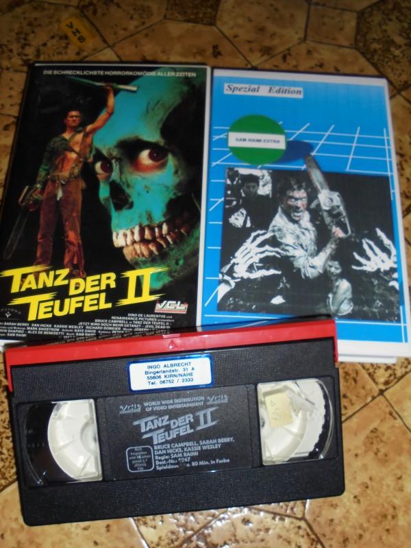 Tanz der Teufel Evil Dead Limited Vintage Edition Kult
