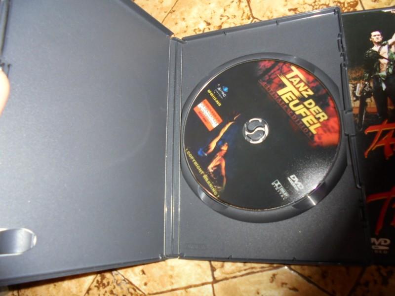Tanz der Teufel Evil Dead Eins und Zwei Lange Fassungen EA