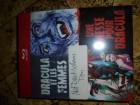 Christopher Lee Dracula Duo Blu-ray Import deutscher Ton
