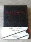 HELLRAISER 1,2,3, TRILOGY - LIM.MEDIABOOK - UNRATED