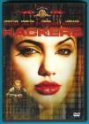 Hackers DVD Jonny Lee Miller, Angelina Jolie NEUWERTIG