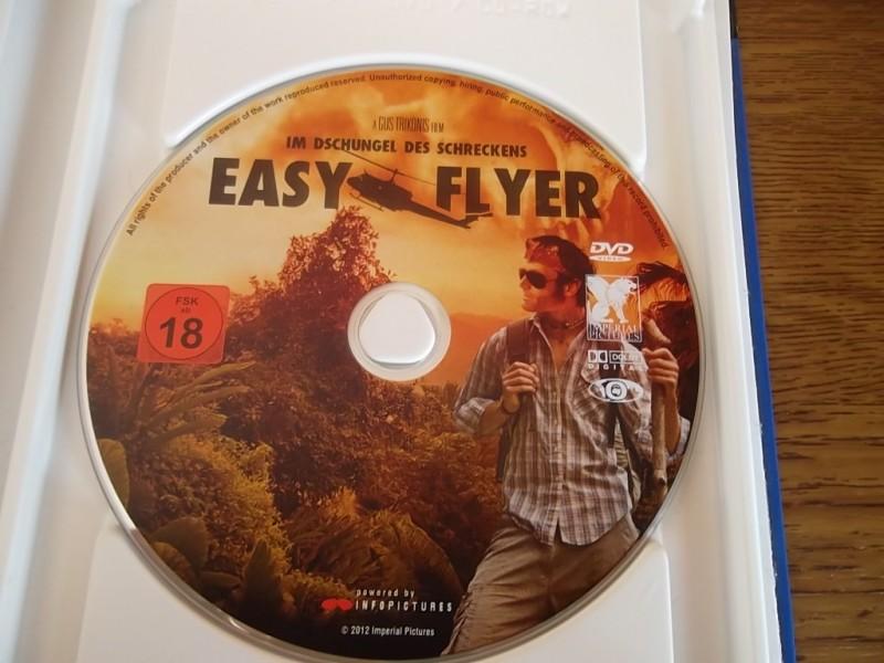 Easy Flyer Flug in die grüne Hölle AVV  Große Hartbox + DVD
