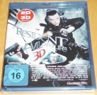 Resident Evil: Afterlife 3D Blu-ray Neu & OVP