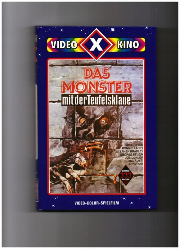 Das Monster mit der Teufelsklaue-Gr.Hartbox-Limi.Nr.333 /333