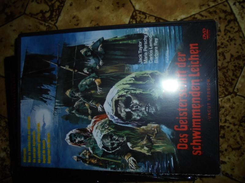 Das Geisterschiff der schwimmenden Leichen DVD uncut Version