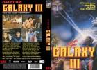 Flucht von Galaxy 3 - gr Hartbox Lim 25 Neu