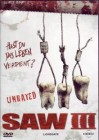 SAW 3 Unrated DVD  ( 189 )