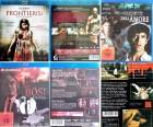 FILM-COLLECTION 6 Filme - FRONTIERS; DAS BÖSE, DELLA MORTE