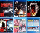 FILM-COLLECTION 6 Filme - Zombie, Camorra, Downstream