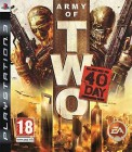 Army Of Two The 40 Day   PS3  ( 224 )