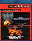 STARMAN + GHOSTS OF MARS 2x Blu-ray John Carpenter