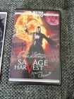 Savage Harvest 1+2 VHS Edition VULTRA VIDEO. SIGNIERT