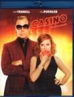 CASINO UNDERCOVER Blu-ray - Will Ferrell super Komödie!