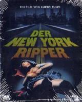 Der New York Ripper Steelbook NEU XT uncut