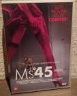 DVD - Ms. 45 - Zoe Lund (Englisch)