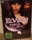 DVD - Elvira's Haunted Hills - Cassandra Peterson - SP