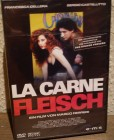DVD - La Carne - FLEISCH - Francesca Dellera (NEU)