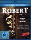 ROBERT - DIE PUPPE DES TEUFELS Blu-ray 3D Doll Horror