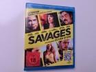 Savages Oliver Stone John Travolta Benicio del Toro DVD