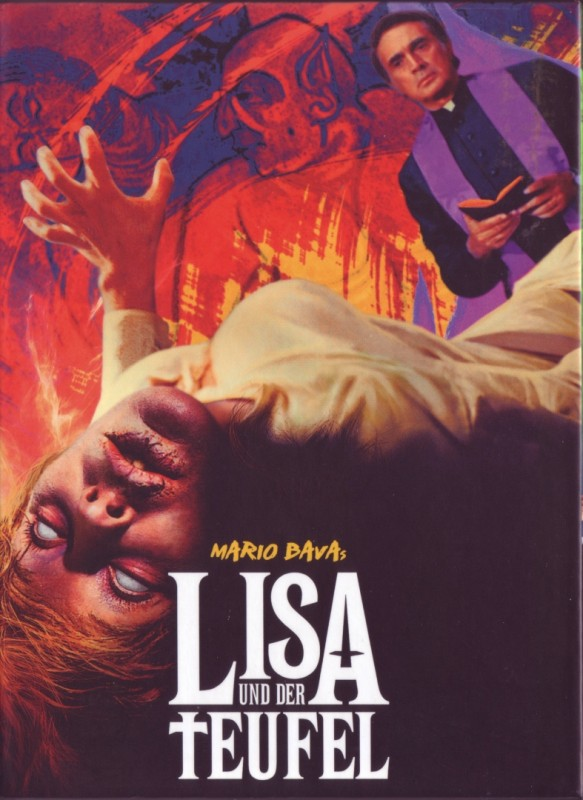Lisa und der Teufel  - Koch Media (Mario Bava Collection #2)